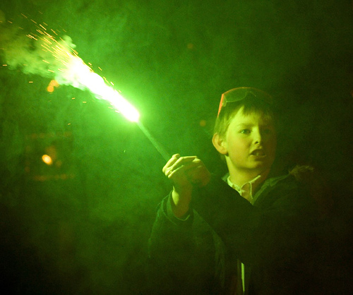 The annual fireworks mania is on – New Year's Eve will be a spectacle