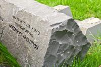 the quake cause damage to graves