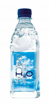 Icelandic Glacial bottled water