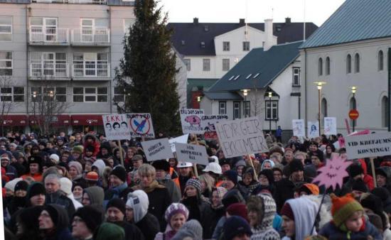 politics in Reykjavik
