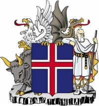 Icelandic coat of arms