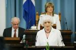 Iceland's Prime Minister, Johanna Sigurdardottir