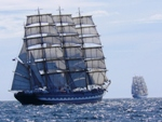russian sail ship ww2