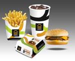 Metro and McDonald's
