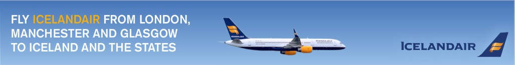 Icelandair flights to Iceland