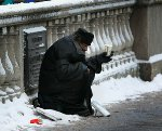 Cold sees homeless shelters struggling to cope