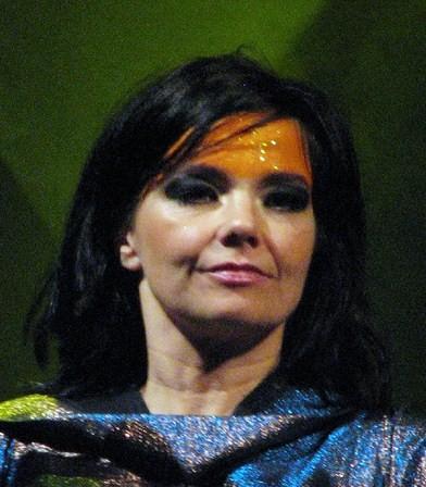 New Björk Album Brewing