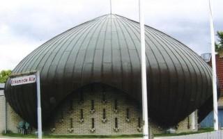 Denmark mosque