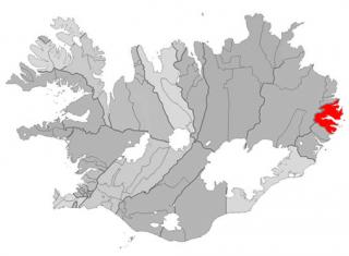 Stöðvarfjörður map