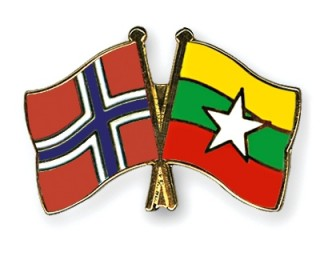 norway myanmar