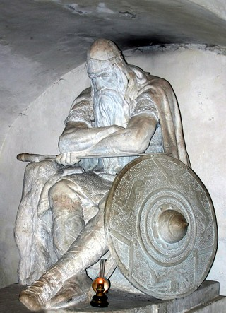 Holger Danske statue may rest in its current location | IceNews - Daily News