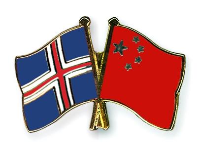 Iceland china
