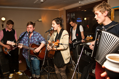Of Monsters and Men perform album release concert in LA