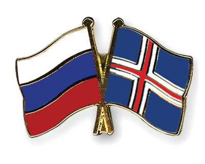 Iceland not on EU sanction list confirms Russia