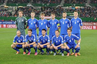 Faroese soar in Fifa rankings