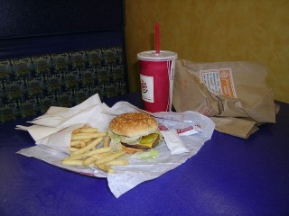 burger king meal