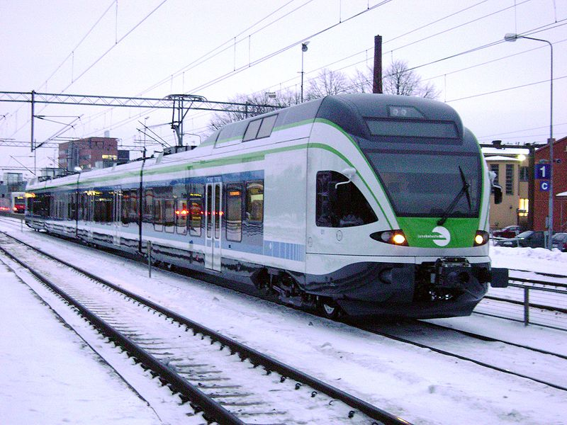 finnish train