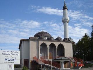 Pig's head left outside Swedish Muslim mosque
