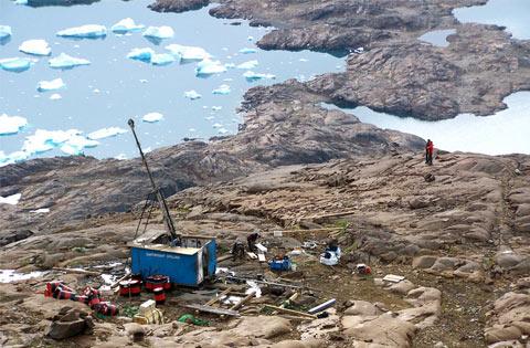 Ban Ki-moon visits Greenland to witness reality of climate change