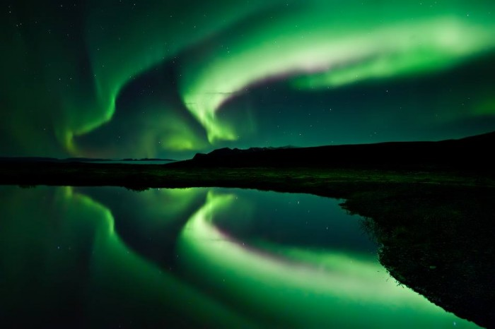 Expect some super charged Northern Lights tonight
