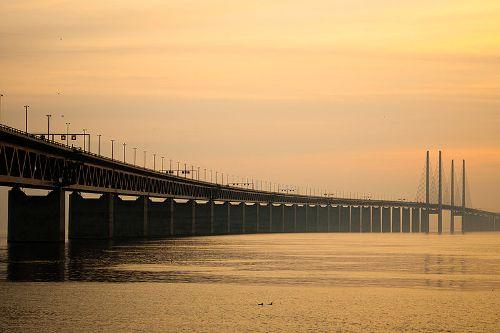 Swedish company wants Öresund bike path