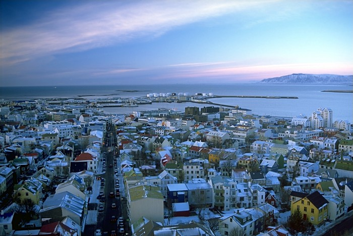 Overnight hotel stays increase in Iceland