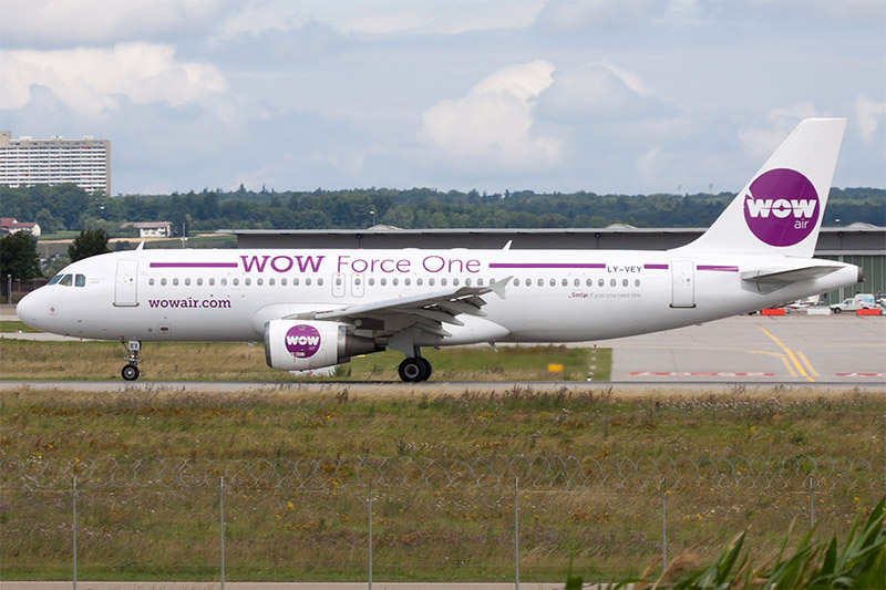 WOW air offers lowest airfares to and from Iceland