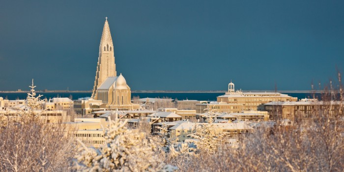 Reykjavík – least Popular destination of the Nordics