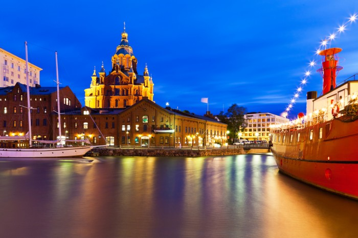 Helsinki bars threaten terrace strike