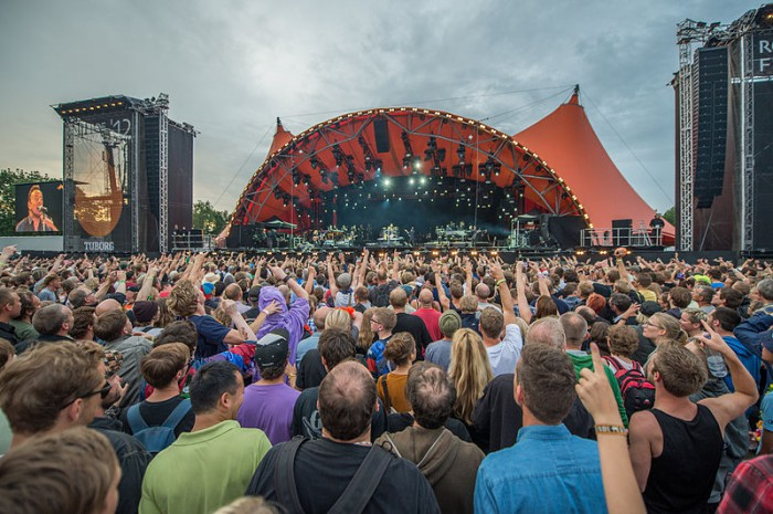 The Rolling Stones to headline Roskilde Festival
