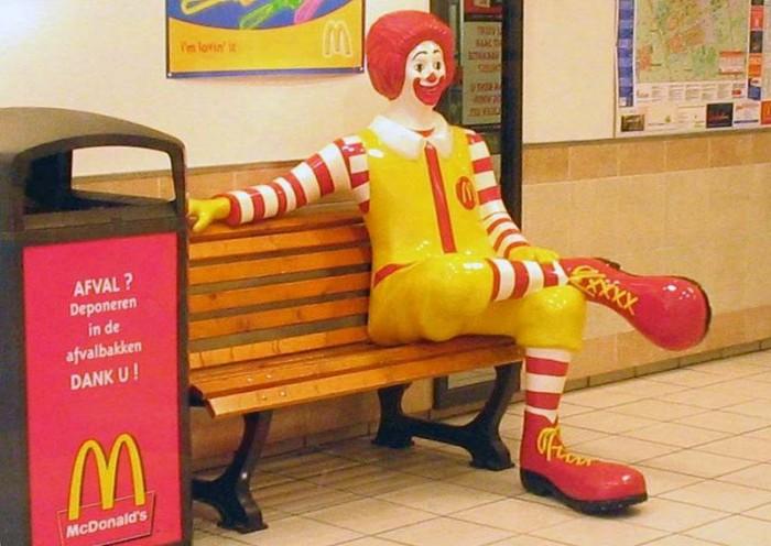 mcdonalds næstved job