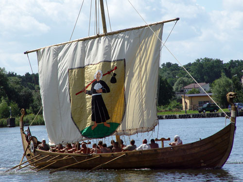 Viking museum selling boats to the public