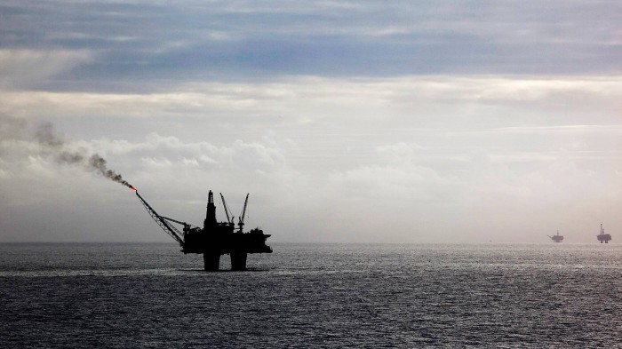 Norway's oil and gas production increases over first six months of 2014