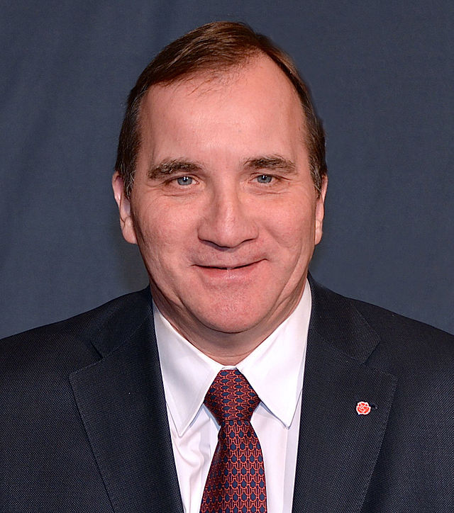 Lofven defends comments on Israel-Palestine conflict