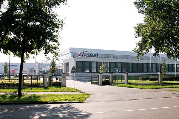 Marel to transfer all operations of Marel Meat Processing BV and Marel Benelux BV from Oss to Boxmeer