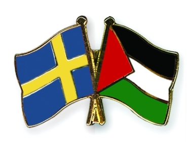 Sweden officially recognises Palestine