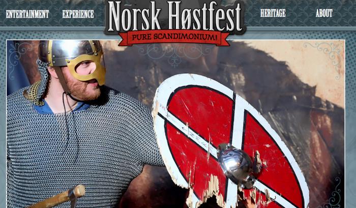 North Dakota town to host 37th Norsk Hostfest