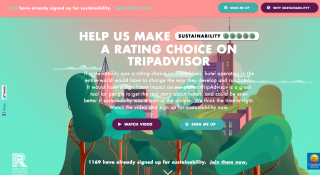 Hotel sustainability TripAdvisor rating being pushed by Norwegian ecotourism campaign
