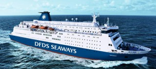 DFDS ferry link between Denmark and UK closes
