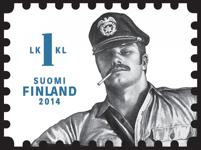 Russian lawmaker wants Tom of Finland stamps banned