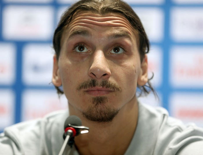Zlatan Ibrahimovic joins forces with fashion chain