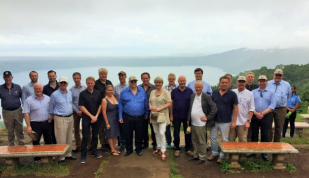 Landmark Geothermal Resource Park MoU signed between Nicaragua and Iceland
