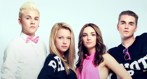 Sweden's A*Base follow in footsteps of Ace of Base