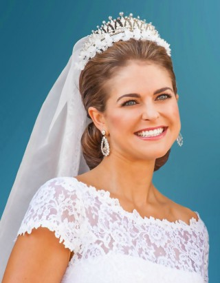 Sweden: Princess Madeleine expecting second child
