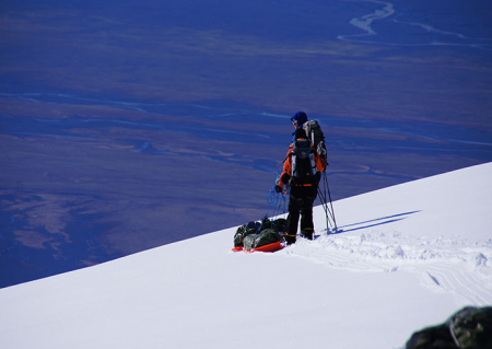 For the brave explorer looking to experience something new in 2015, a cross-country skiing expedition across Iceland's Vatnajökull glacier might be th...