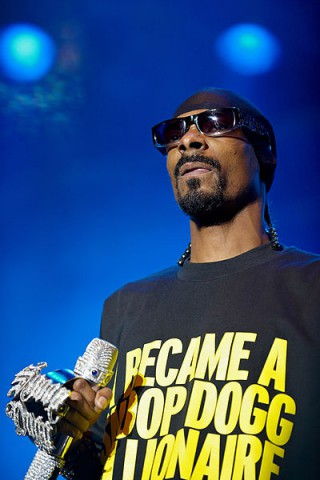 Snoop performs in front of adoring fans in Karlstad