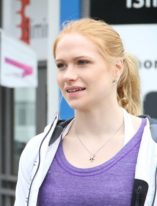 Icelandic CrossFit champ reveals secrets of her success