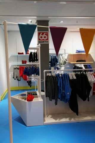 66 NORTH opens new children's clothing store in Illum, Copenhagen