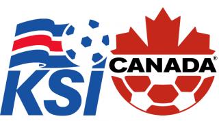 Iceland grab draw in Canada friendly