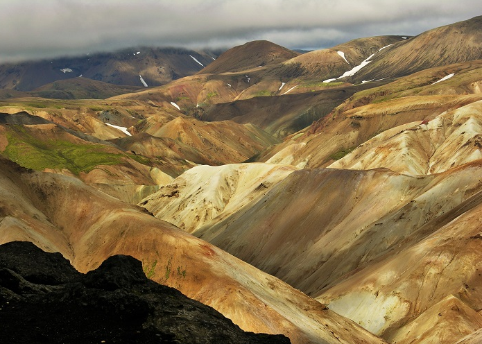Laugavegur trek in Iceland named one of world's best hiking trails by National Geographic